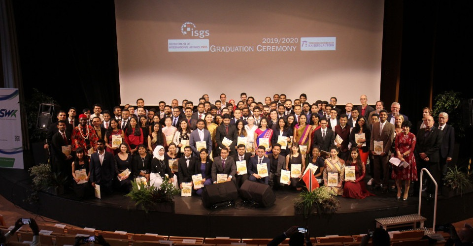 Graduation Ceremony 2019/2020